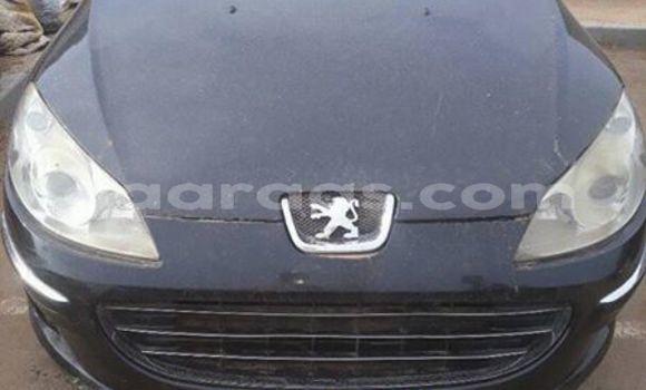 Acheter Occasions Voiture Peugeot 407 Noir à Dakar au Dakar