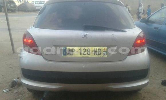 Acheter Occasions Voiture Peugeot 207 Gris à Dakar au Dakar