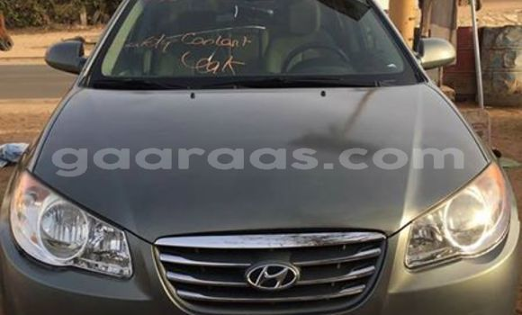 Acheter Occasions Voiture Hyundai Elantra Autre à Dakar au Dakar