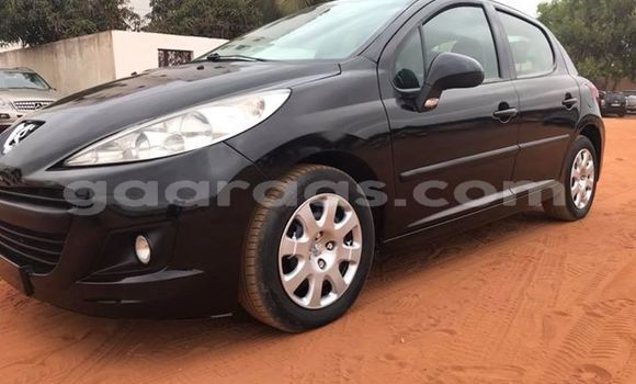 Acheter Occasions Voiture Peugeot 207 Noir à Dakar au Dakar