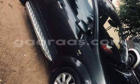 Acheter Occasions Voiture Toyota Verso Noir à Dakar au Dakar