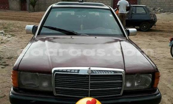Acheter Occasion Voiture Mercedes Benz 190 Rouge à Touba, Diourbel