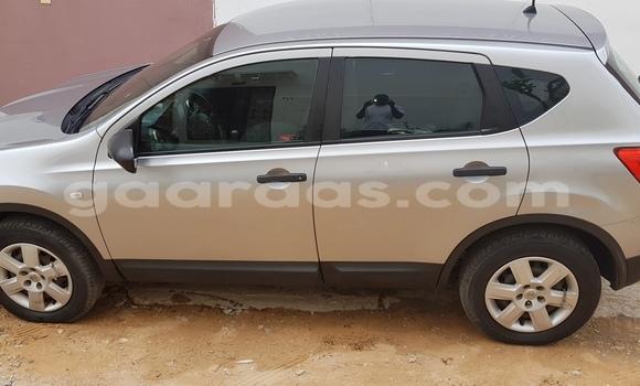 Acheter Occasions Voiture Nissan Qashqai Gris à Dakar au Dakar