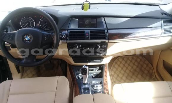 Acheter Occasions Voiture BMW X5 Noir à Dakar au Dakar