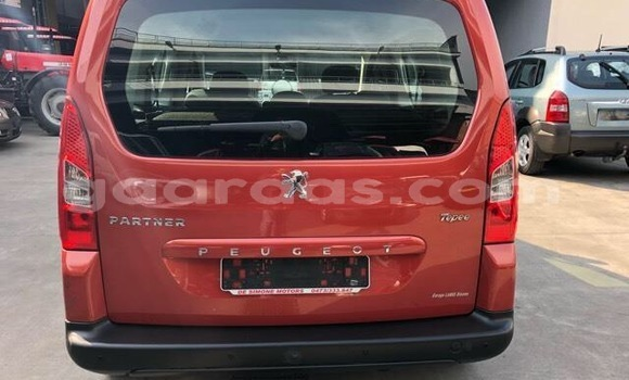 Acheter Occasion Voiture Peugeot 607 Rouge à Dakar, Dakar