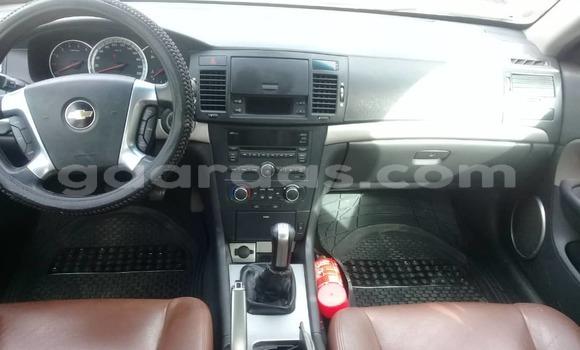 Acheter Occasions Voiture Chevrolet Aveo Gris à Dakar au Dakar
