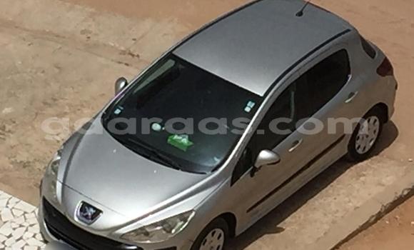 Acheter Occasions Voiture Peugeot 308 Gris à Dakar au Dakar