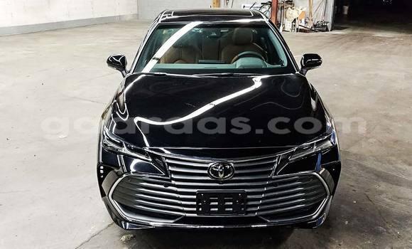 Acheter Occasions Voiture Toyota Avalon Noir à Dakar au Dakar