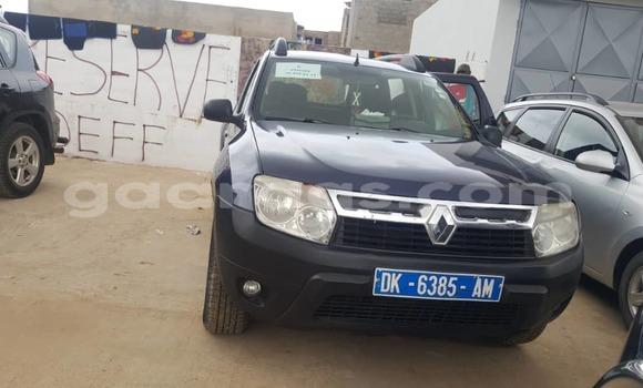Acheter Occasions Voiture Renault Duster Bleu à Dakar, Dakar