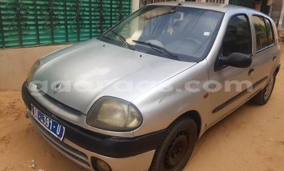 Acheter Occasion Voiture Renault Clio Gris à Dakar, Dakar