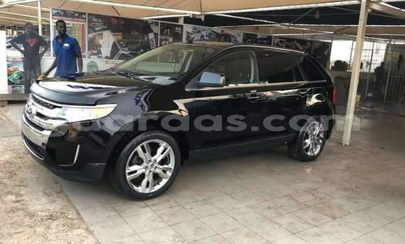 Acheter Occasion Voiture Ford Edge Noir à Dakar, Dakar