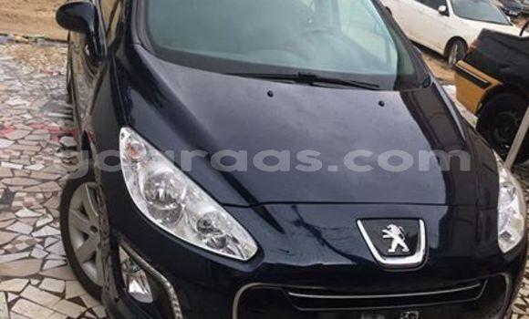 Acheter Occasion Voiture Peugeot 308 Noir à Dakar, Dakar