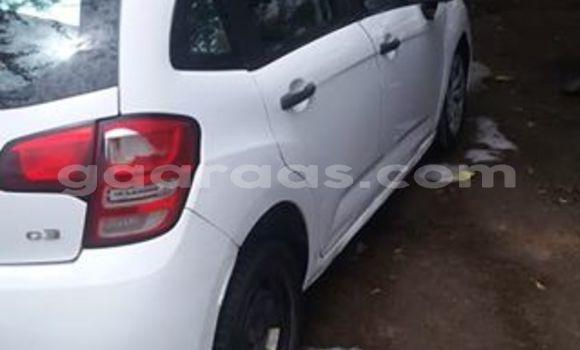 Acheter Occasion Voiture Citroen C3 Blanc à Rufisque, Dakar