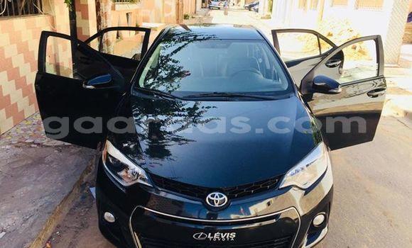 Acheter Occasion Voiture Toyota Corolla Noir à Dakar, Dakar