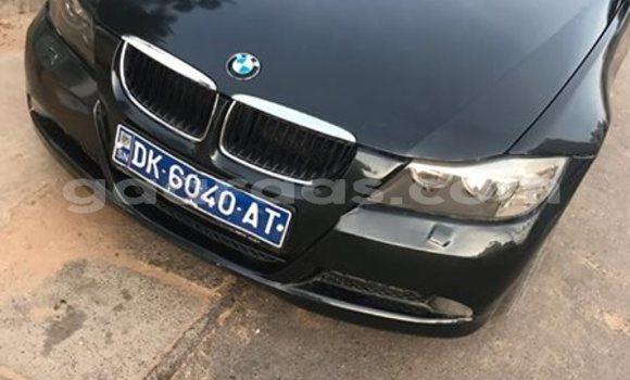 Acheter Occasion Voiture BMW 3–Series Noir à Dakar, Dakar