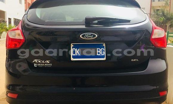 Acheter Occasion Voiture Ford Focus Noir à Dakar, Dakar