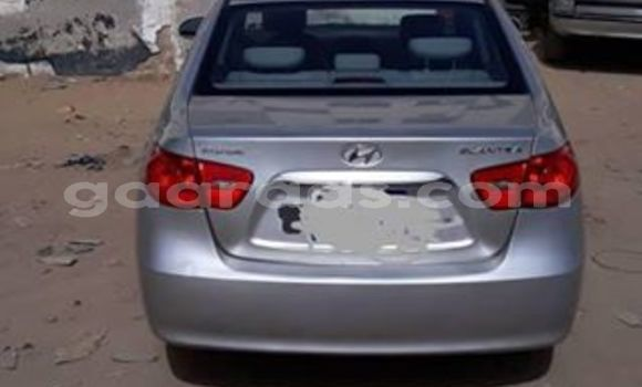 Acheter Occasion Voiture Hyundai Elantra Gris à Dakar, Dakar