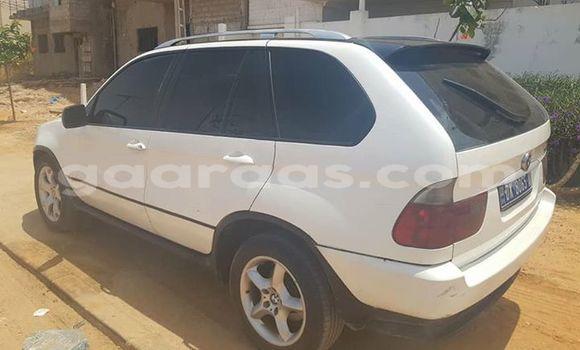Acheter Occasion Voiture BMW X5 Blanc à Dakar, Dakar