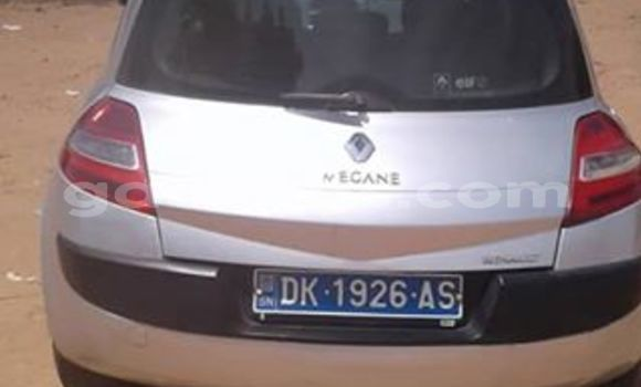 Acheter Occasion Voiture Renault Megane Gris à Linguère, Louga