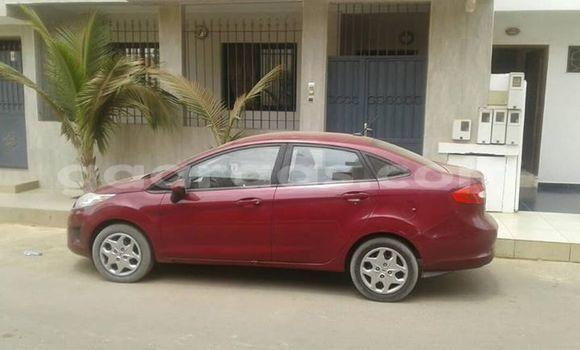 Acheter Occasion Voiture Ford Fiesta Rouge à Dakar, Dakar