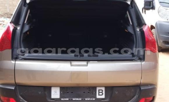 Acheter Occasion Voiture Peugeot 308 Beige à Dakar, Dakar