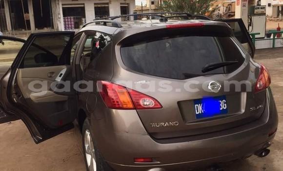 Acheter Occasion Voiture Nissan Murano Marron à Dakar, Dakar