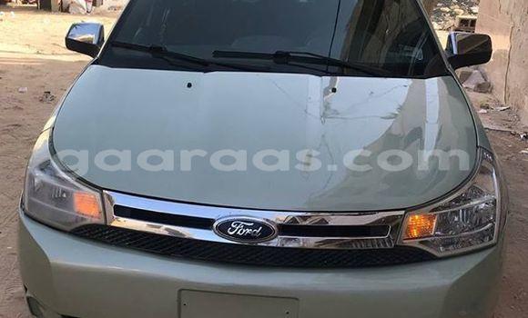 Acheter Occasion Voiture Ford Focus Gris à Dakar, Dakar