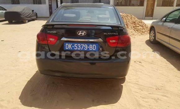 Acheter Occasion Voiture Hyundai Elantra Noir à Dakar, Dakar