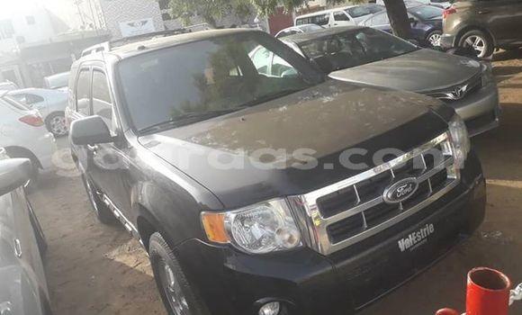 Acheter Occasion Voiture Ford Escape Noir à Dakar, Dakar
