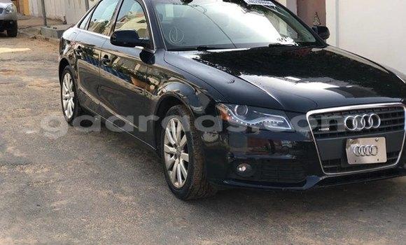 Acheter Occasion Voiture Audi A4 Noir à Dakar, Dakar