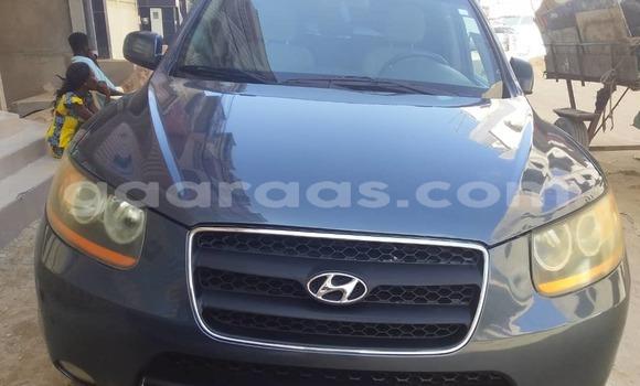 Acheter Occasion Voiture Hyundai Santa Fe Bleu à Dakar, Dakar