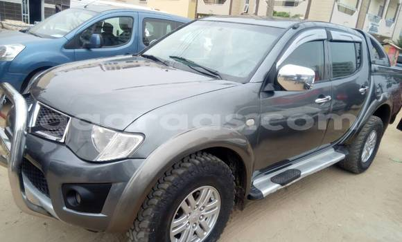 Acheter Occasion Voiture Mitsubishi L200 Gris à Dakar, Dakar