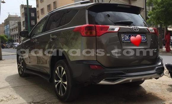Acheter Occasion Voiture Toyota RAV4 Marron à Dakar, Dakar