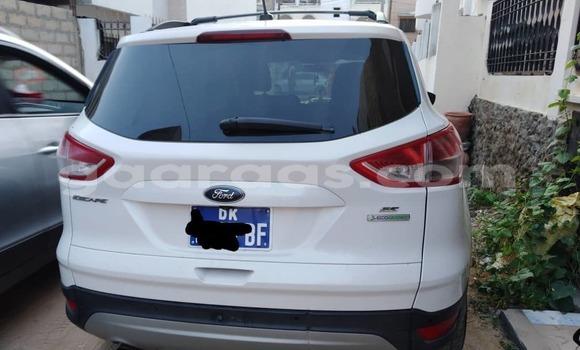 Acheter Occasion Voiture Ford Escape Blanc à Dakar, Dakar