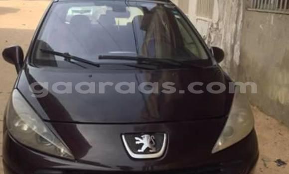 Acheter Occasion Voiture Peugeot 207 Noir à Dakar, Dakar