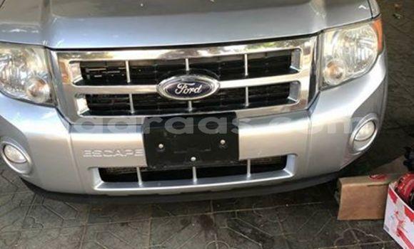 Acheter Occasion Voiture Ford Escape Gris à Dakar, Dakar