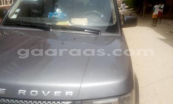 Acheter Occasion Voiture Land Rover Range Rover Gris à Dakar, Dakar