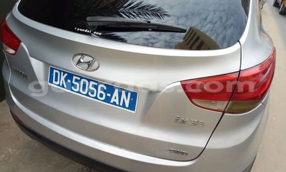 Acheter Importé Voiture Hyundai ix35 Gris à Dakar, Dakar