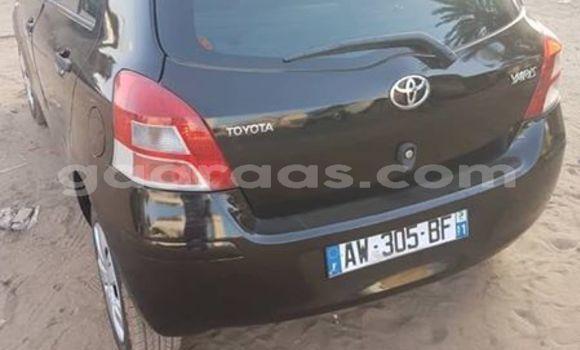 Acheter Importer Voiture Toyota Yaris Noir à Dakar, Dakar
