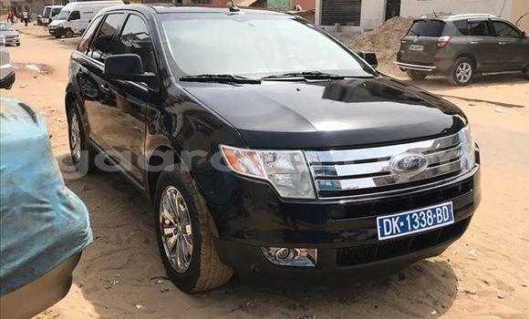 Acheter Importer Voiture Ford Edge Noir à Dakar, Dakar