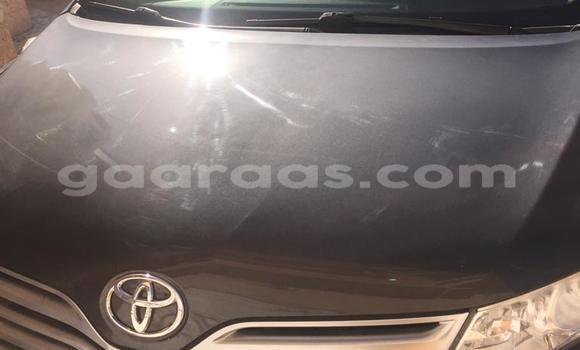 Acheter Occasion Voiture Toyota Venza Gris à Dakar, Dakar