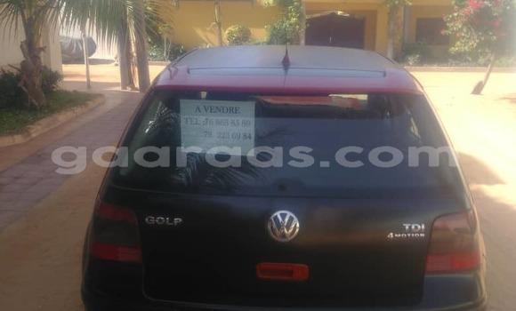 Acheter Occasion Voiture Volkswagen Golf Noir à Dakar, Dakar