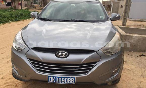 Acheter Occasion Voiture Hyundai Tucson Gris à Dakar, Dakar
