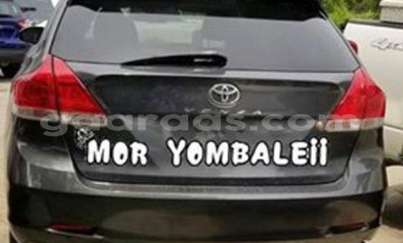 Acheter Occasion Voiture Toyota Venza Noir à Dakar, Dakar