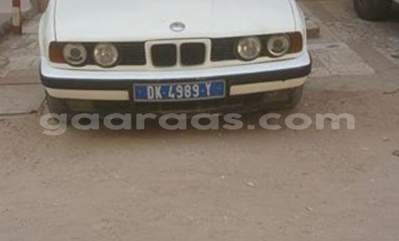 Acheter Occasion Voiture BMW 5–Series Blanc à Dakar, Dakar