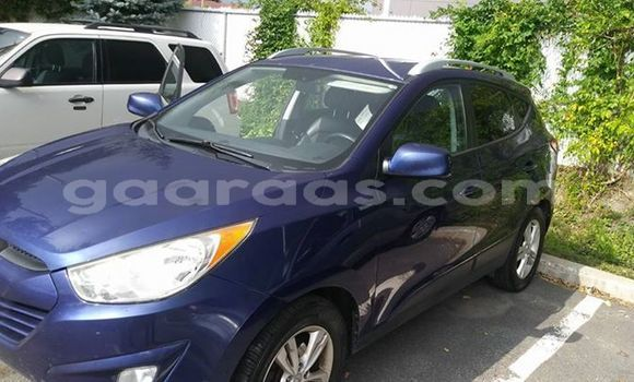 Acheter Occasion Voiture Hyundai Tucson Bleu à Dakar, Dakar