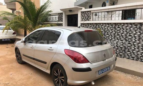 Acheter Occasion Voiture Peugeot 308 Gris à Dakar, Dakar