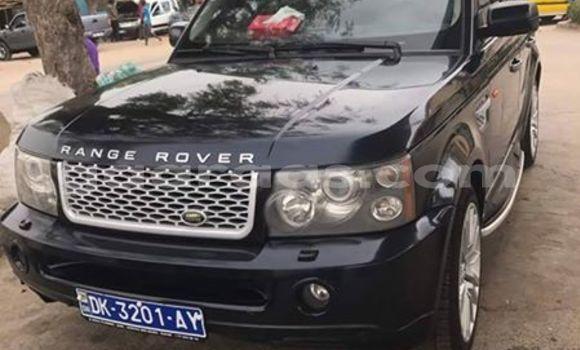 Acheter Occasion Voiture Land Rover Range Rover Sport Noir à Dakar, Dakar