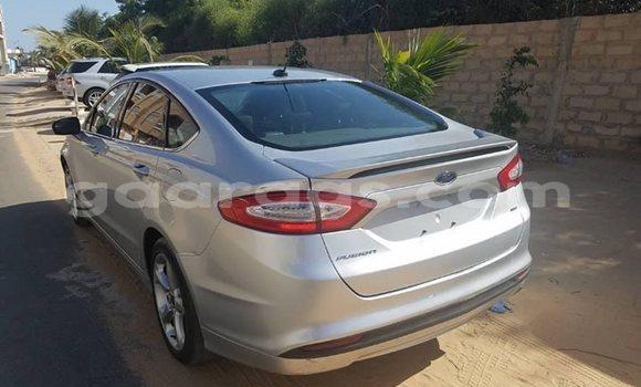 Acheter Occasion Voiture Ford Fusion (North America) Gris à Dakar, Dakar