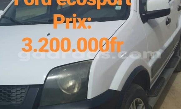 Acheter Occasion Voiture Ford EcoSport Blanc à Dakar, Dakar